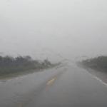 Frente fria traz chuva para todas as regiões gaúchas