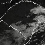 Instabilidade hoje no Sul e no Leste do Rio Grande do Sul