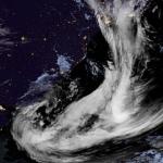 Vento superou 80 km/h no Rio Grande do Sul nesta terça-feira
