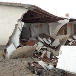Ressaca do mar destrói casas no Litoral Sul gaúcho