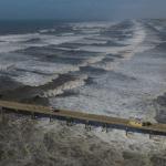 Ressaca atinge praias do Sul ao Norte do Litoral gaúcho