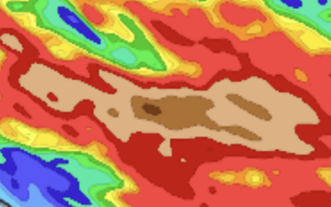 Muita chuva entre hoje e amanhã em parte do Rio Grande do Sul