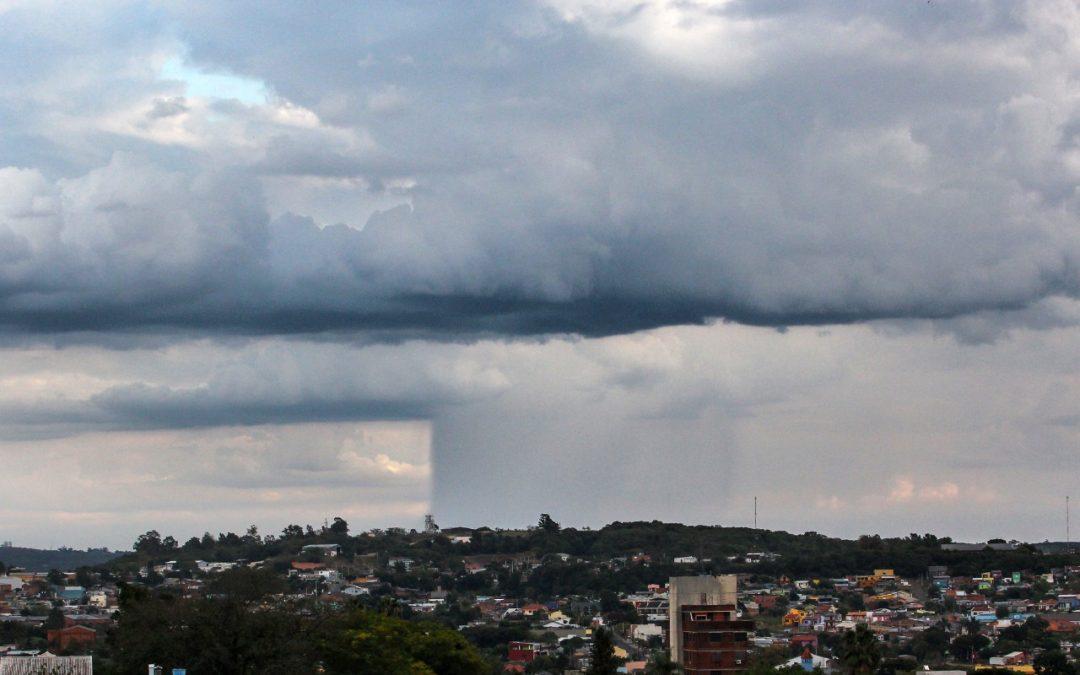 O que esperar da chuva desta semana no Sul do Brasil?