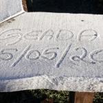 Veja imagens do amanhecer congelante em São José dos Ausentes
