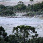 Dia das Mães começou com 6,9°C negativos em Santa Catarina