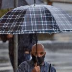 Chuva trouxe aumento do isolamento social no Rio Grande do Sul