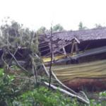 Temporal provoca estragos no Noroeste gaúcho