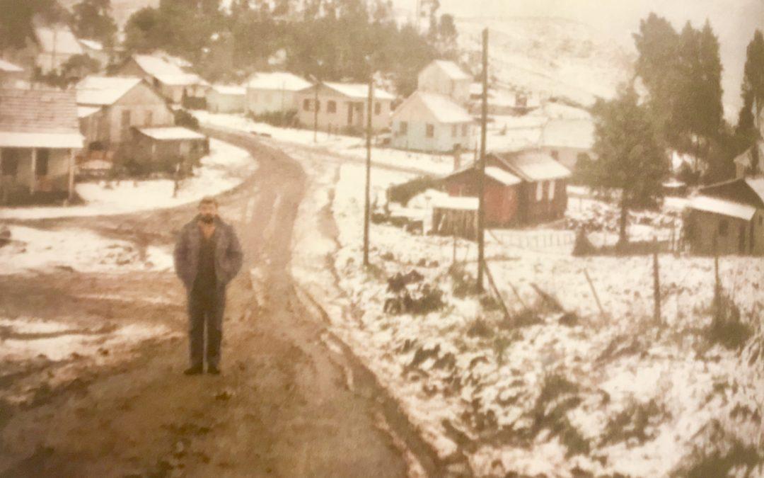 Leitores lembram em imagens a grande neve de 1988