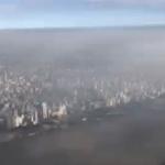 Fumaça cobre uma das maiores cidades da Argentina
