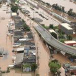 Alerta meteorológico para o Paraná e São Paulo