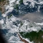 Evento extraordinário de poeira do Saara no Atlântico