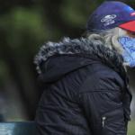 Com que frequência temos frio como de hoje em Porto Alegre?