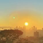 Grande Porto Alegre volta a ter a mínima do ano