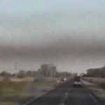 Saiba a posição atual da nuvem de gafanhotos na Argentina