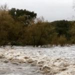 Choveu até 140 mm hoje no Sul do Rio Grande do Sul