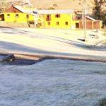 Quase 7°C abaixo de zero no Rio Grande do Sul
