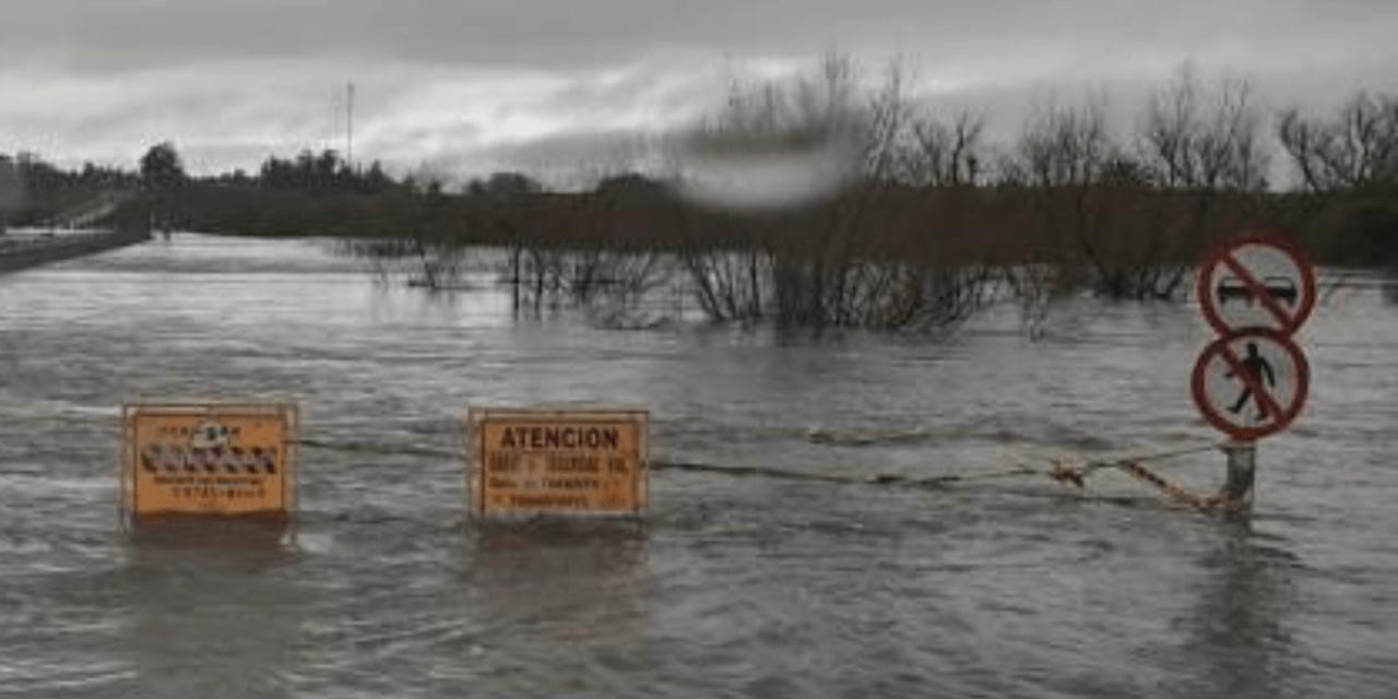 Uruguai sairá das inundações para uma onda polar