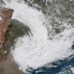Vórtice ciclônico já trouxe quase 100 mm no Oeste gaúcho