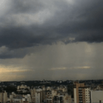 Confira a tendência dos volumes de chuva nesta semana