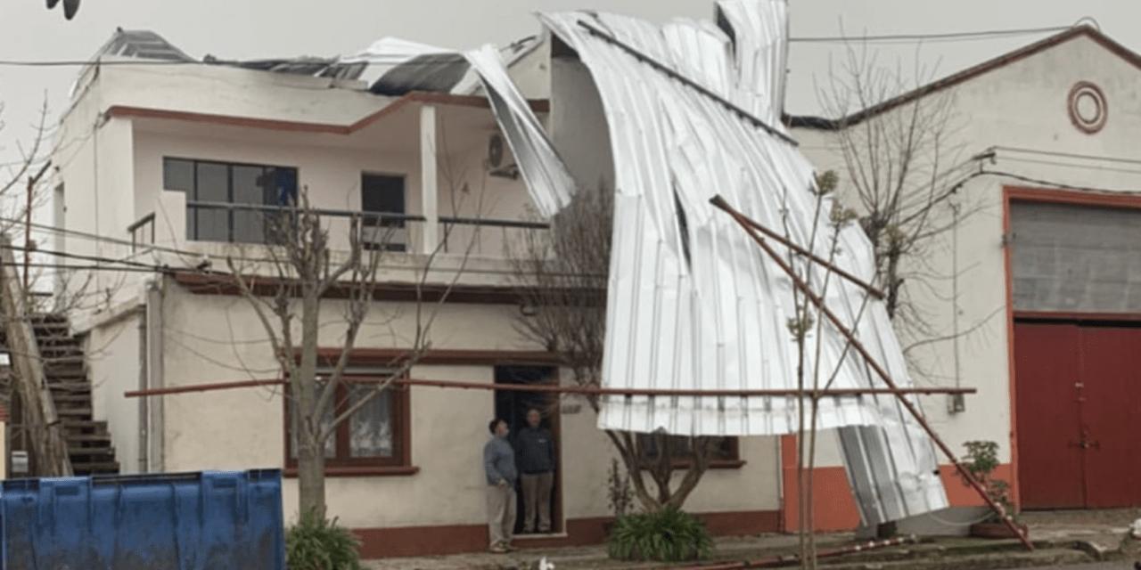 Uruguai ainda contabiliza danos dos vendavais