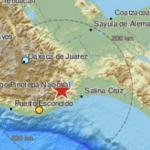 Violento terremoto atinge o México