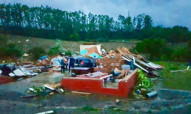 Especial – Tornado no Oeste de Santa Catarina