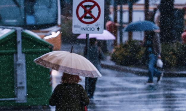 O que esperar da chuva até o fim do mês no Sul do Brasil?