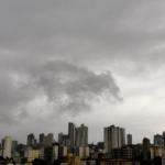 Muita chuva na Grande Porto Alegre