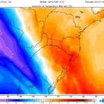 Verão e inverno rigoroso ao mesmo tempo no Rio Grande do Sul