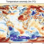 Sul do Brasil se destaca pelo frio hoje no Hemisfério Sul