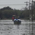Vai a chuva de hoje trazer novas enchentes no Estado??