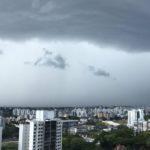 Previsão do tempo – Projeção de chuva para a semana