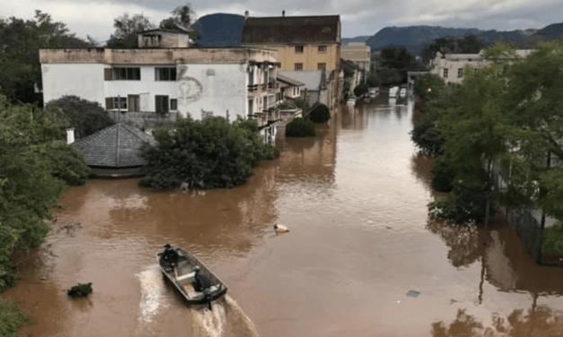 **ALERTA** Repiques de cheias trarão novas enchentes