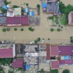 Enchentes na China são novo obstáculo na luta contra o vírus