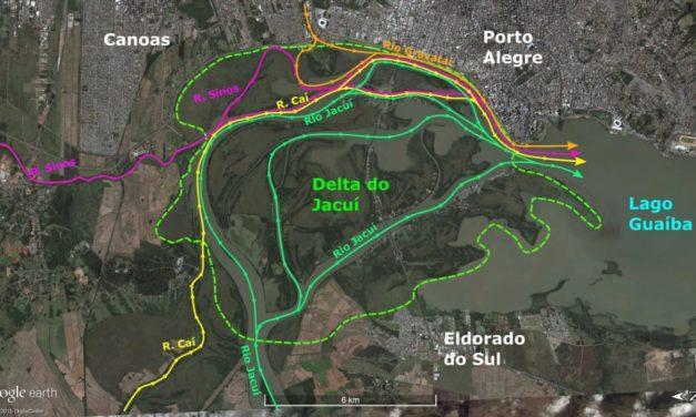 **ALERTA** Enchentes em Porto Alegre e região metropolitana