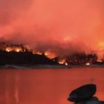 Calor, fogo e incêndios florestais em Portugal