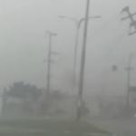 Tornado atinge bairros da capital do Maranhão