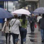 Vai esfriar com chance de chuva em São Paulo e no Rio de Janeiro