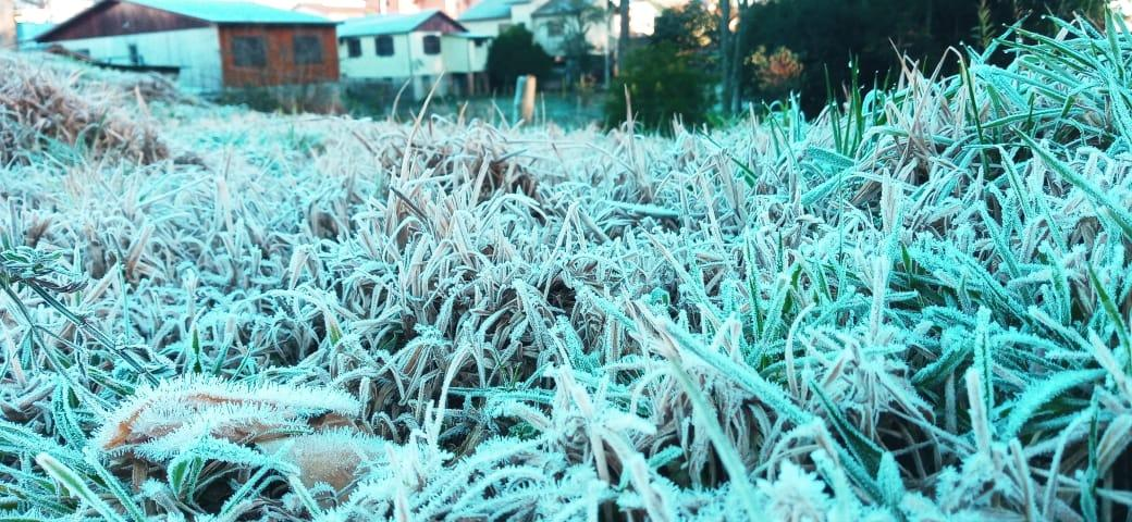 Rio Grande do Sul a -5,7°C
