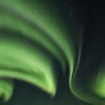 As incríveis imagens das auroras na Antártida