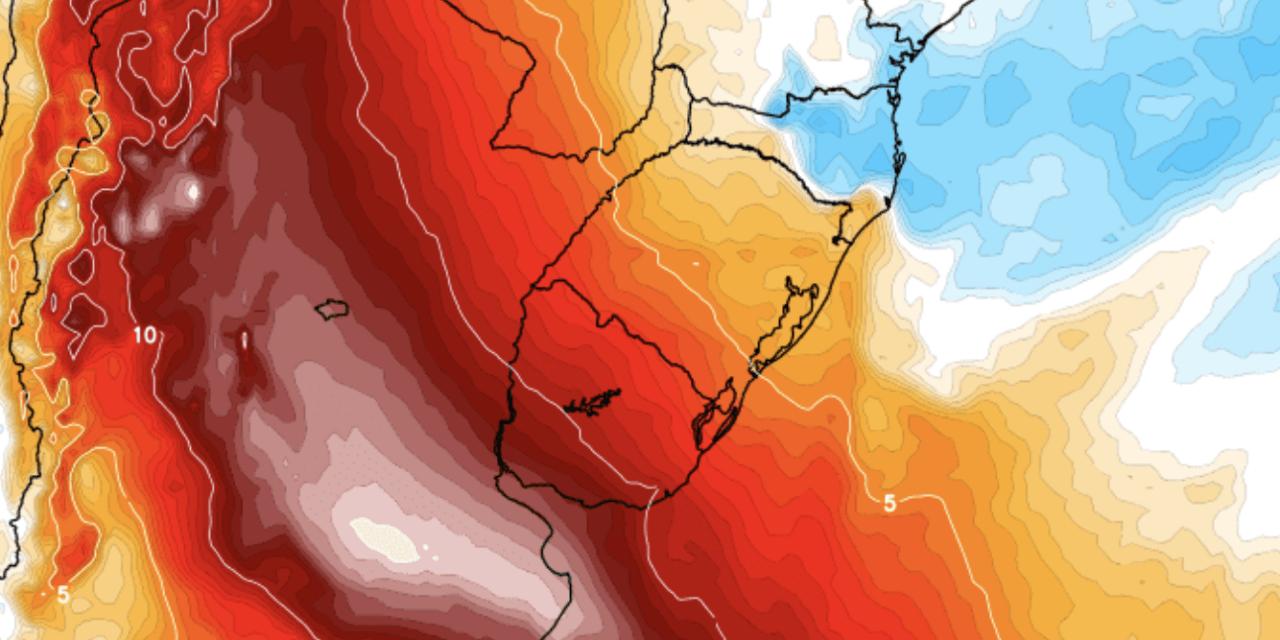 Previsao do tempo – Primeira metade de agosto será muito atípica
