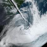 Ciclone se afasta e ar frio cobre o Rio Grande do Sul