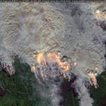 Florestas estão ardendo na Sibéria