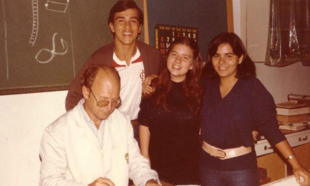 Um tributo a Eugenio Hackbart – Uma vida dedicada ao ensino e à Meteorologia