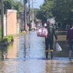 Nível do Guaíba em baixa sustentada