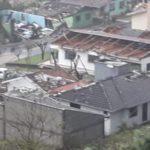 Destruição em Santa Catarina – Tornados podem ter atingido o Estado