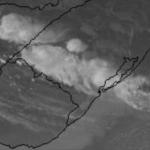Rio Grande do Sul registra chuva congelada