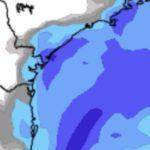Previsão do tempo – Tendência de chuva para 10 dias