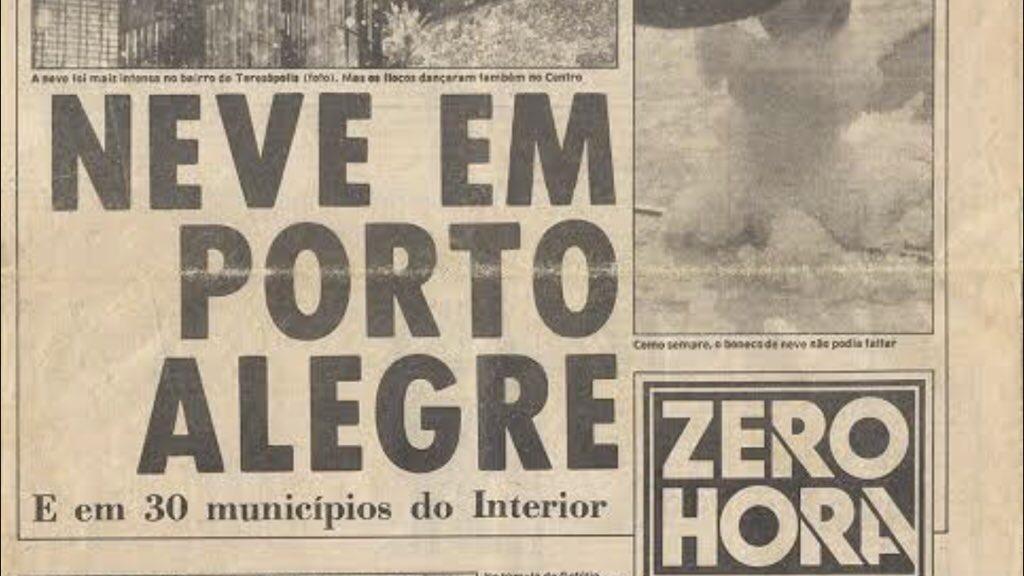 Há 36 anos, um dia inesquecível em Porto Alegre