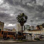Previsão do tempo – Muita chuva em Porto Alegre